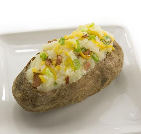 Classic Jackson Stuffed Baked Potato