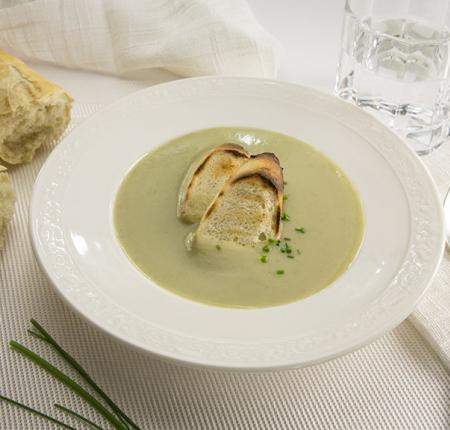 PEI Potato and Leek Soup