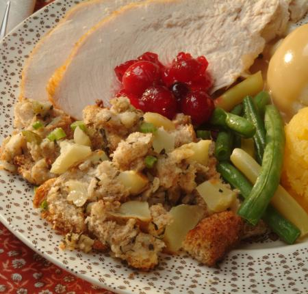 Potato Stuffing Recipe