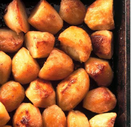 Roasted PEI Potatoes