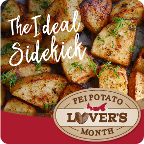Potato Lover's Month