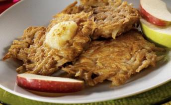 Yukon Gold Potato Pancakes
