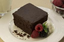 PEI Potato Chocolate Cake