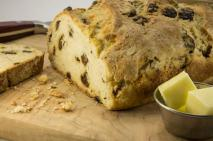 PEI Potato Soda Bread