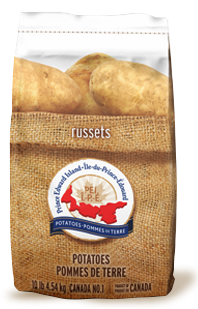 PEI potatoes logo